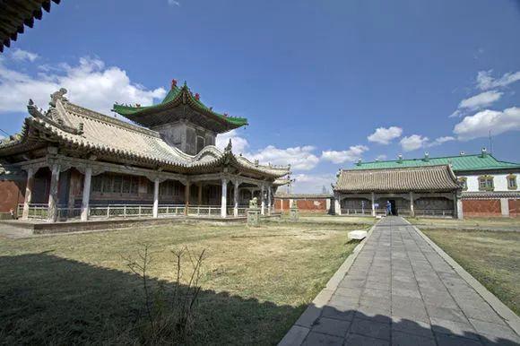 蒙古国博格达汗宫博物馆 第10张 蒙古国博格达汗宫博物馆 蒙古文化