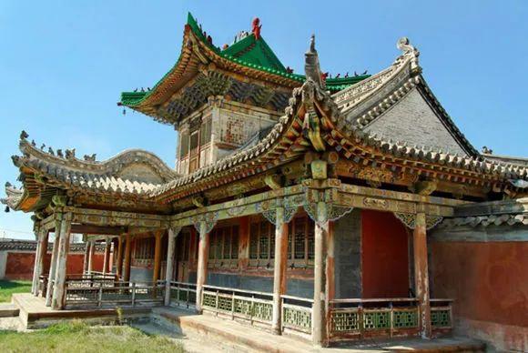 蒙古国博格达汗宫博物馆 第9张 蒙古国博格达汗宫博物馆 蒙古文化
