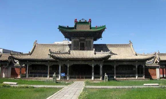 蒙古国博格达汗宫博物馆 第16张 蒙古国博格达汗宫博物馆 蒙古文化