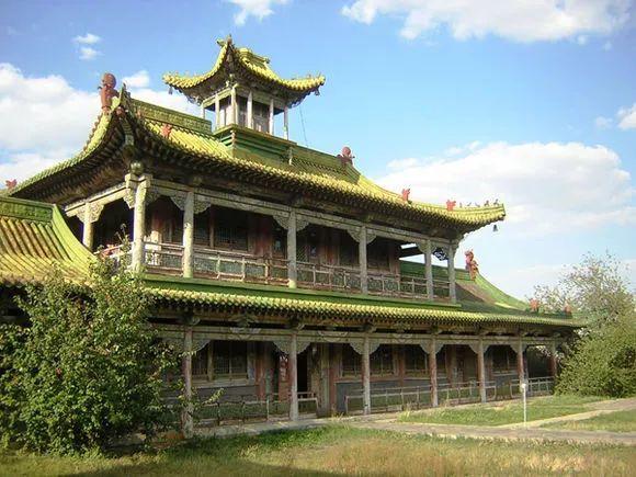 蒙古国博格达汗宫博物馆 第15张 蒙古国博格达汗宫博物馆 蒙古文化