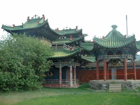 蒙古国博格达汗宫博物馆 第17张 蒙古国博格达汗宫博物馆 蒙古文化