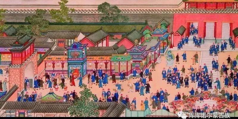 【历史】满清政府对蒙古各部别出心裁的策略 第1张