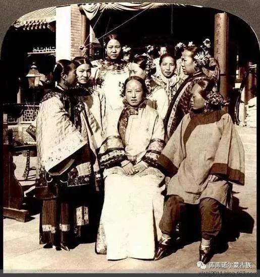 【历史】满清政府对蒙古各部别出心裁的策略 第10张