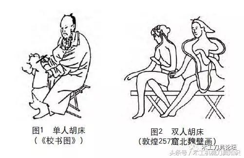 """蒙古族家具的折叠结构""""折叠坐具、折叠卧具、折叠生活用具"""" 第1张"""