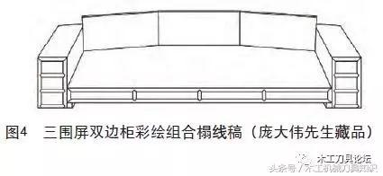 """蒙古族家具的折叠结构""""折叠坐具、折叠卧具、折叠生活用具"""" 第3张"""