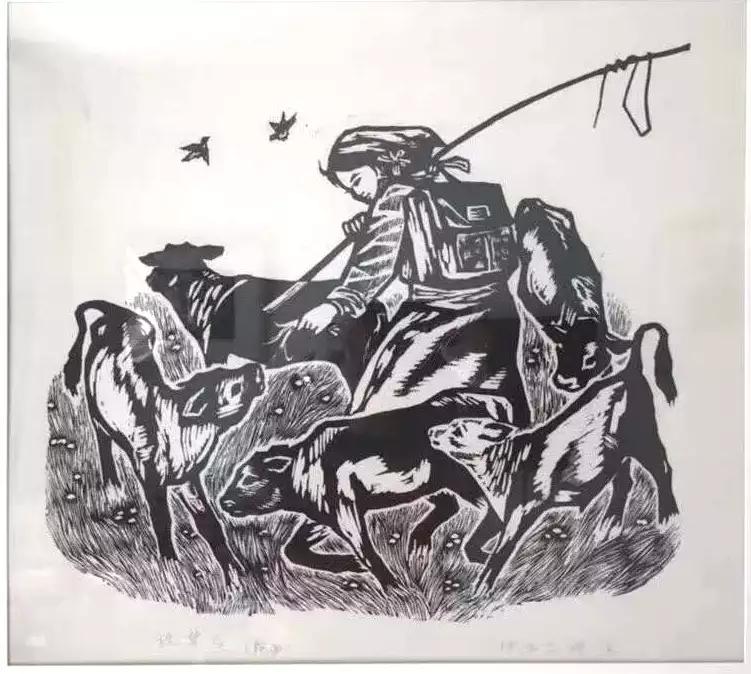 蒙古族画家|伊木舍楞 第17张