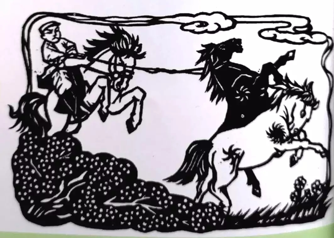蒙古族画家|伊木舍楞 第14张