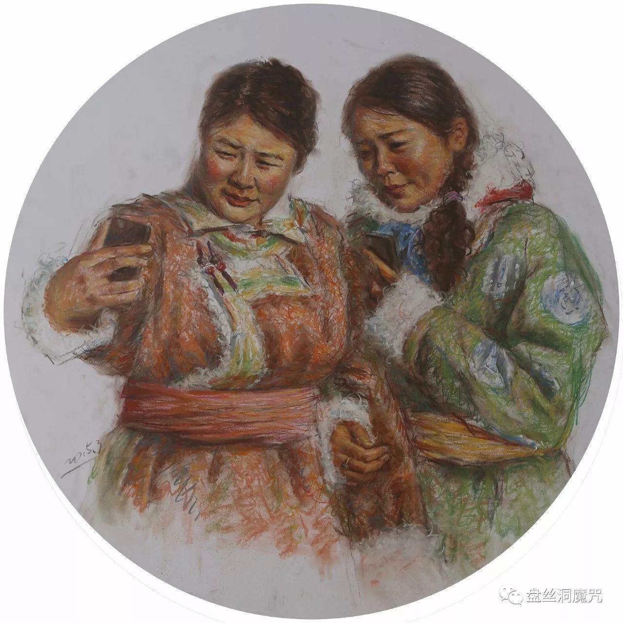 关安平水彩作品欣赏 第4张 关安平水彩作品欣赏 蒙古画廊