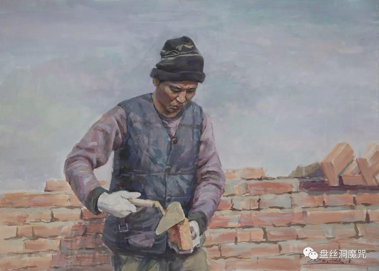 关安平水彩作品欣赏 第14张 关安平水彩作品欣赏 蒙古画廊