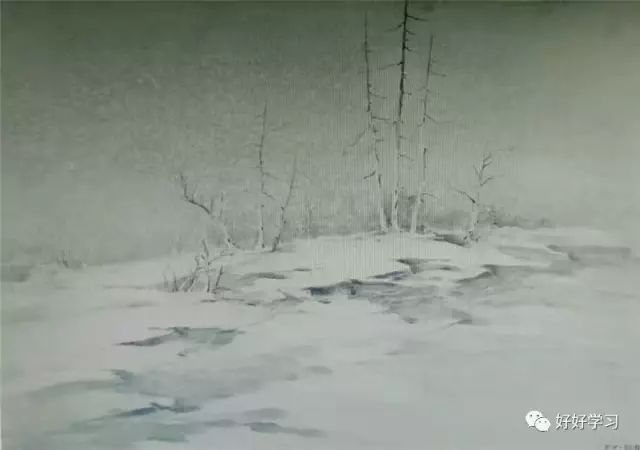 马志有水彩作品欣赏 第31张