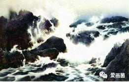 陶世虎水彩:雄浑凝重,极为精微的写实画风。每一笔都给人以博大而精细、俊逸而清新、宁静而致远的艺术享受。 第16张