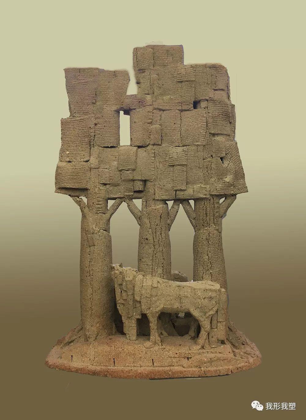 """【雕塑展览】庆祝中华人民共和国成立70周年""""蒙古马·雕塑·研究""""展 第25张 【雕塑展览】庆祝中华人民共和国成立70周年""""蒙古马·雕塑·研究""""展 蒙古画廊"""