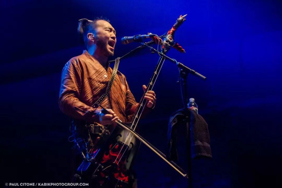 【蒙古音乐】THE HU 乐队全新MV《Wolf Totem》太燃了! 第2张