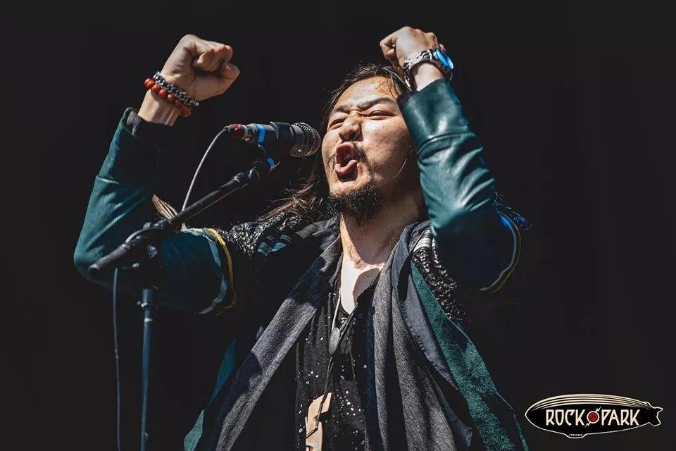 蒙古音乐登上世界顶级摇滚音乐节!THE HU乐队2019Rock Am Ring音乐节现场视频 第3张