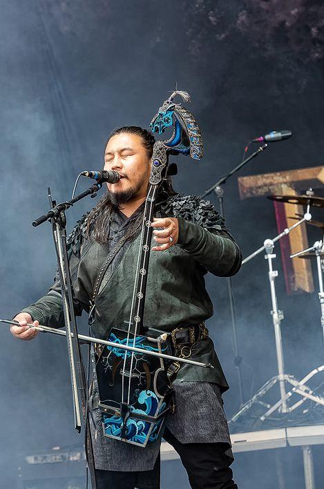 蒙古音乐登上世界顶级摇滚音乐节!THE HU乐队2019Rock Am Ring音乐节现场视频 第10张