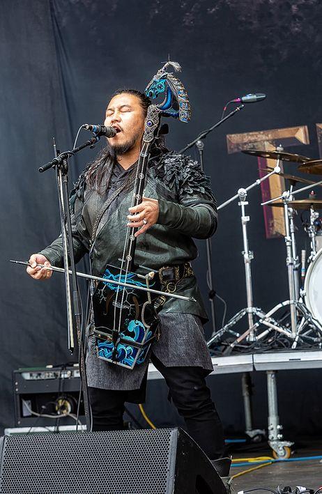 蒙古音乐登上世界顶级摇滚音乐节!THE HU乐队2019Rock Am Ring音乐节现场视频 第12张