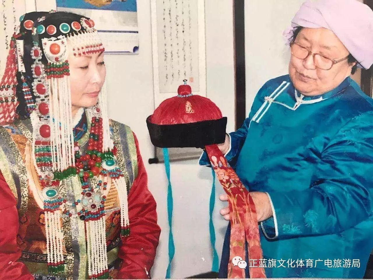 【察哈尔头饰】盟级非物质文化遗产代表性传承人—色·乌云毕力格 第5张