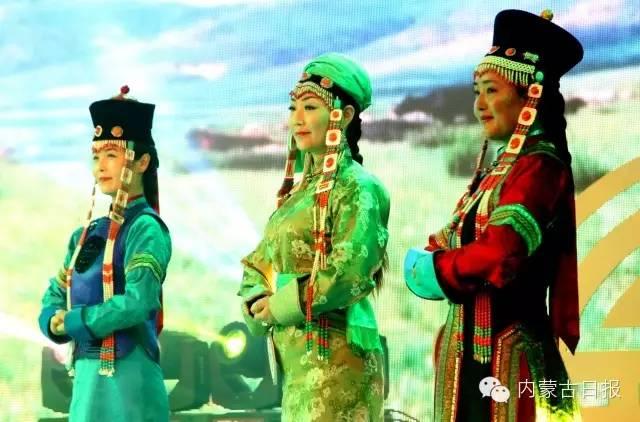 (图集)察哈尔服饰的传统之美 第4张 (图集)察哈尔服饰的传统之美 蒙古服饰