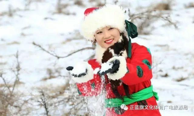 冰雪察哈尔丨察哈尔服饰的魅力 第6张 冰雪察哈尔丨察哈尔服饰的魅力 蒙古服饰