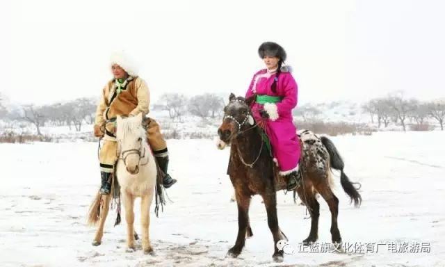 冰雪察哈尔丨察哈尔服饰的魅力 第17张 冰雪察哈尔丨察哈尔服饰的魅力 蒙古服饰