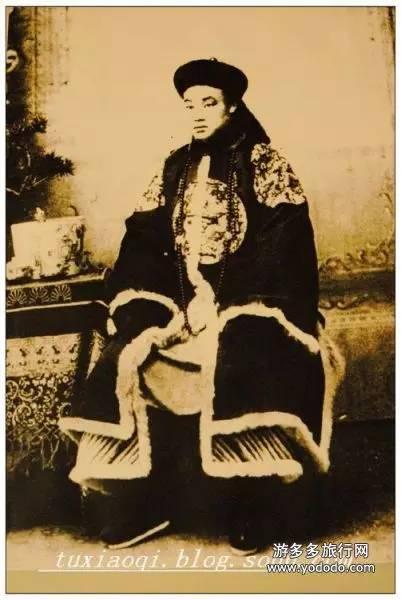 【蒙古人】喀喇沁王爷.贡桑诺尔布(下) 第1张