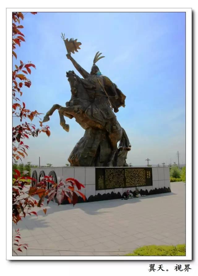 【文化朝阳】者勒蔑的后裔统治喀左300年 第3张 【文化朝阳】者勒蔑的后裔统治喀左300年 蒙古文化