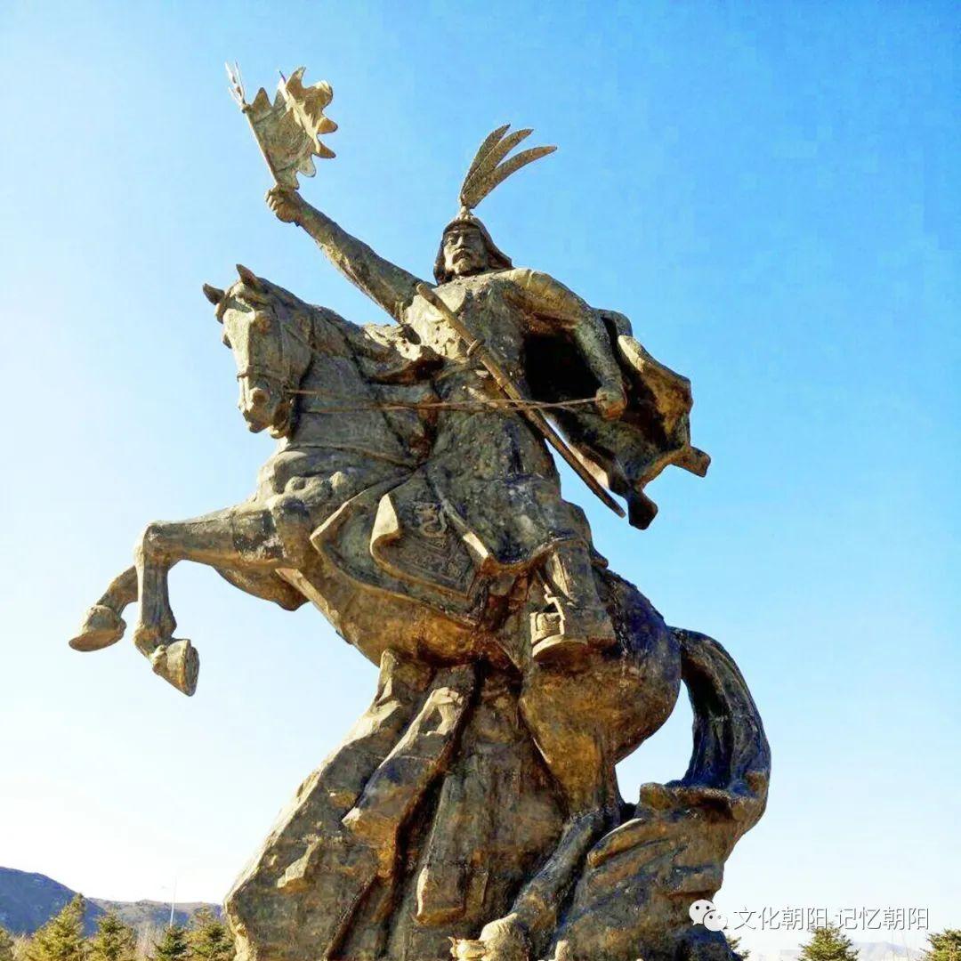 【文化朝阳】者勒蔑的后裔统治喀左300年 第1张 【文化朝阳】者勒蔑的后裔统治喀左300年 蒙古文化