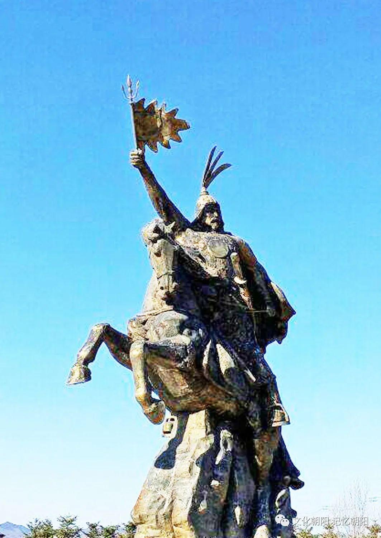 【文化朝阳】者勒蔑的后裔统治喀左300年 第6张 【文化朝阳】者勒蔑的后裔统治喀左300年 蒙古文化
