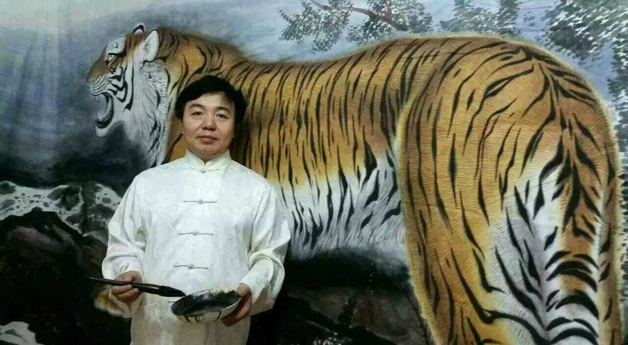 【人物传真】著名蒙古族青年艺术家——敖特 第1张