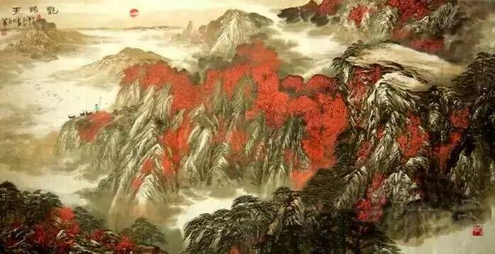 【人物传真】著名蒙古族青年艺术家——敖特 第22张