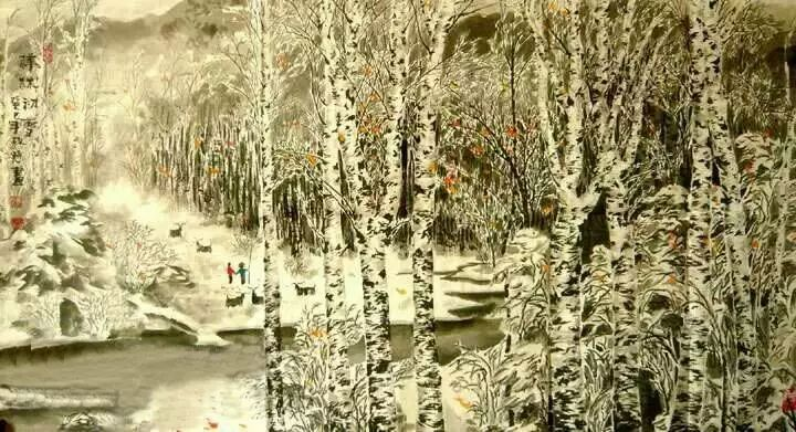 【人物传真】著名蒙古族青年艺术家——敖特 第23张