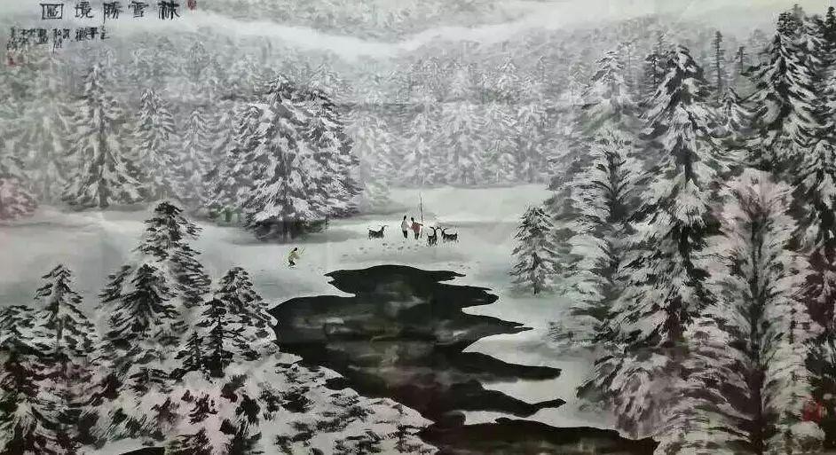 【人物传真】著名蒙古族青年艺术家——敖特 第24张