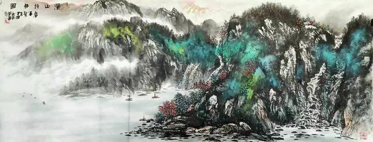 【人物传真】著名蒙古族青年艺术家——敖特 第27张
