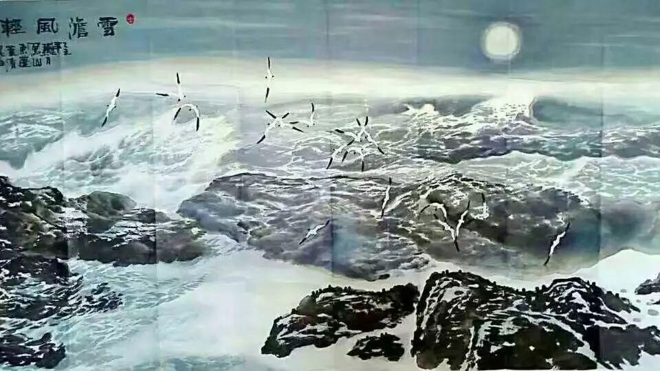 【人物传真】著名蒙古族青年艺术家——敖特 第31张