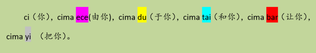 蒙古语和中国蒙古族语言生活现状,了解一下 第6张