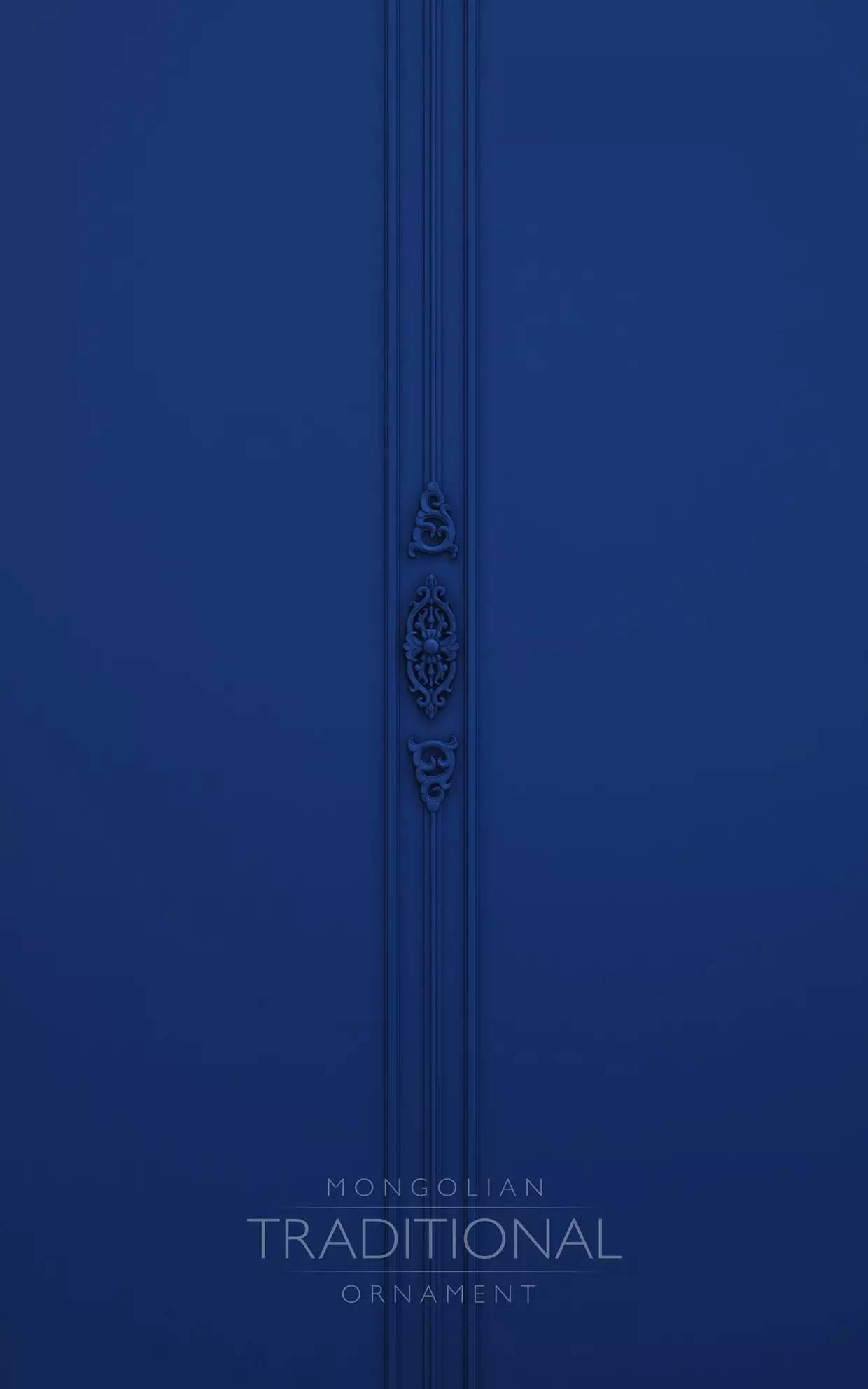 室内设计|蒙族传统装饰(Mongolian Traditional Ornament) 第9张