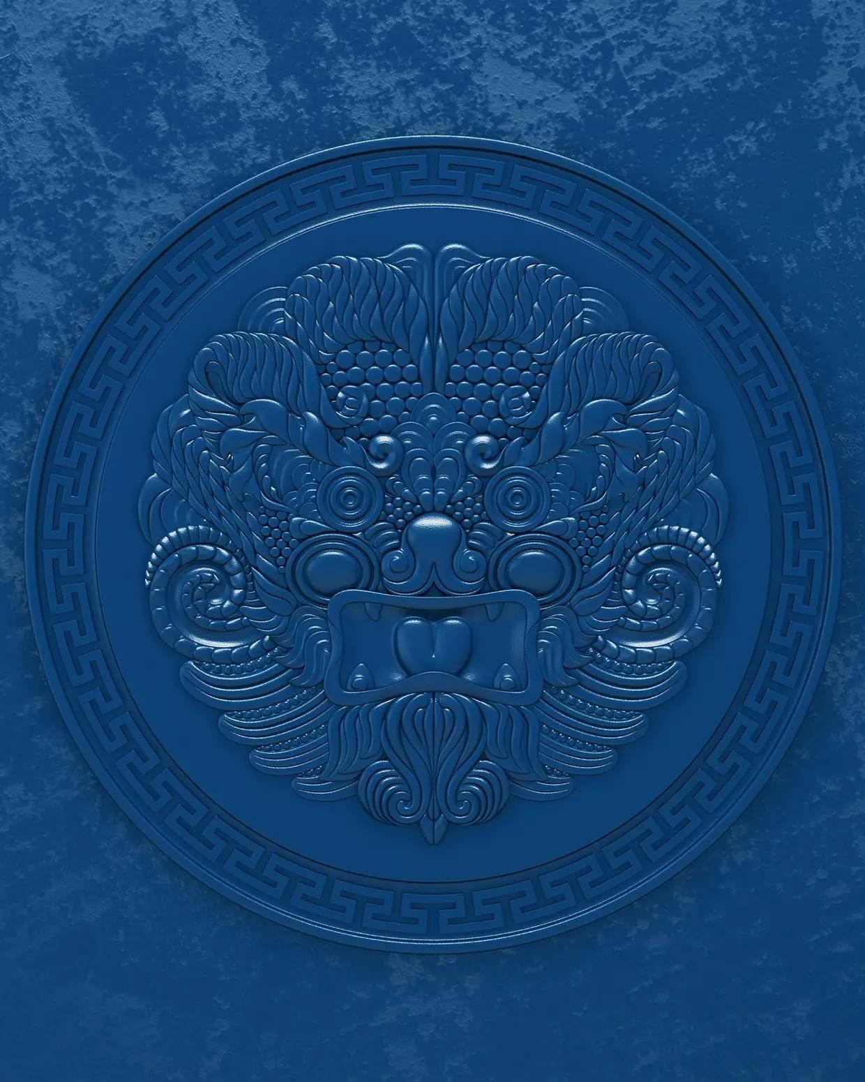室内设计|蒙族传统装饰(Mongolian Traditional Ornament) 第12张