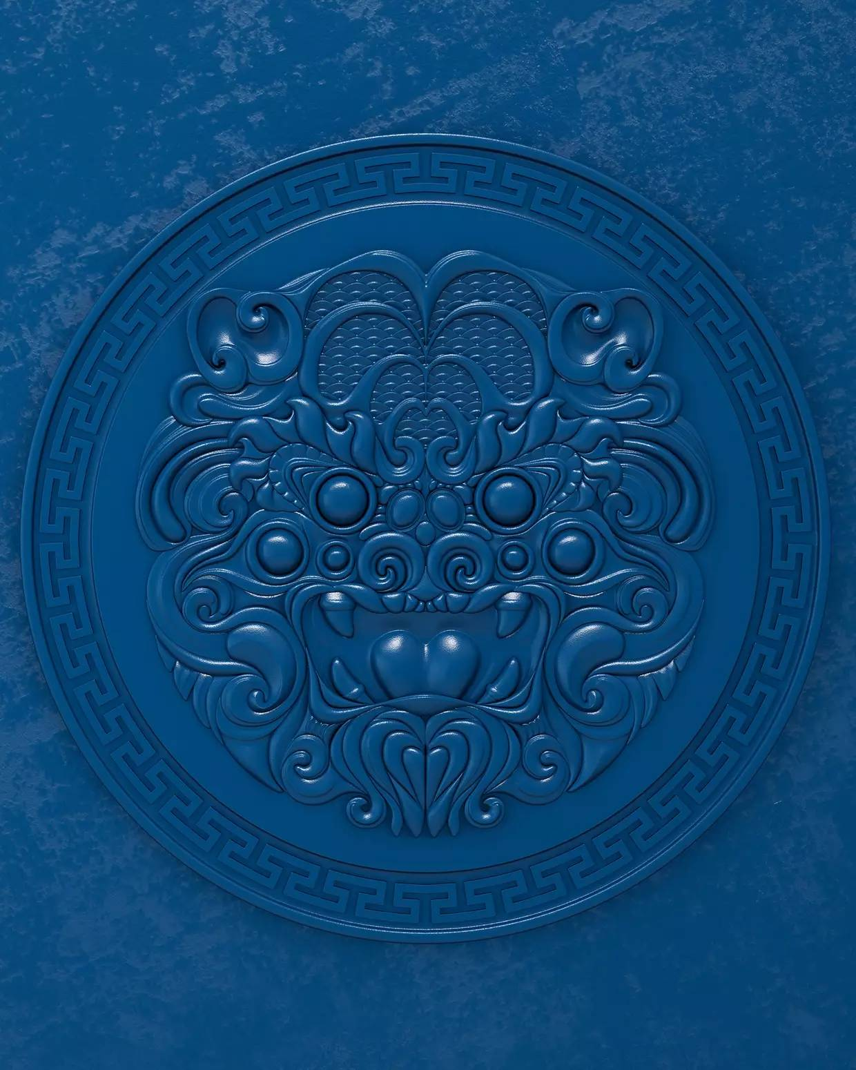 室内设计|蒙族传统装饰(Mongolian Traditional Ornament) 第15张