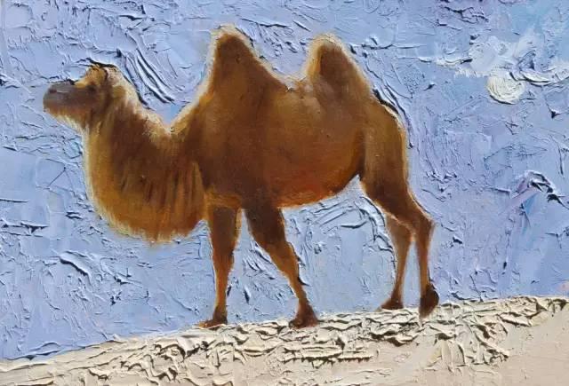艺术家恩和:与骆驼的不解情缘 第10张