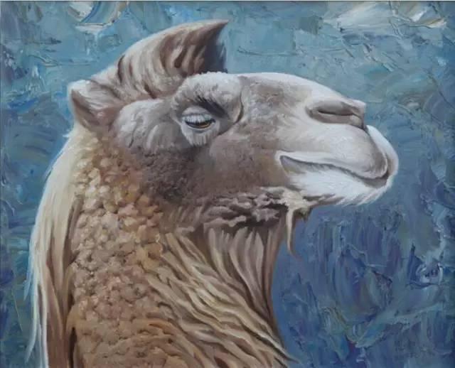 艺术家恩和:与骆驼的不解情缘 第12张