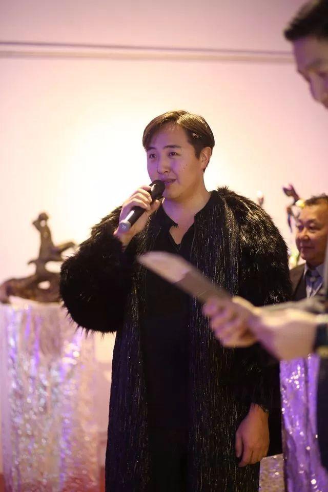 """蒙古青年艺术家们发起"""" MODERN KUNST 21""""展览 第10张"""