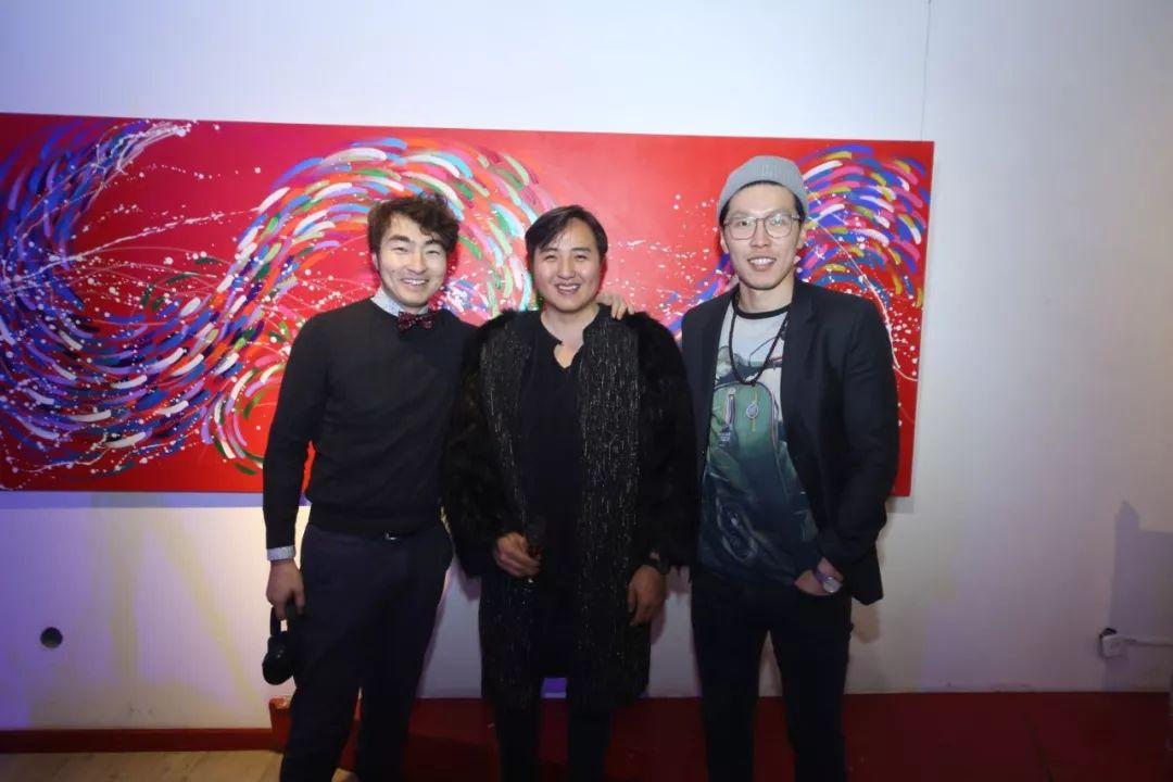 """蒙古青年艺术家们发起"""" MODERN KUNST 21""""展览 第29张"""