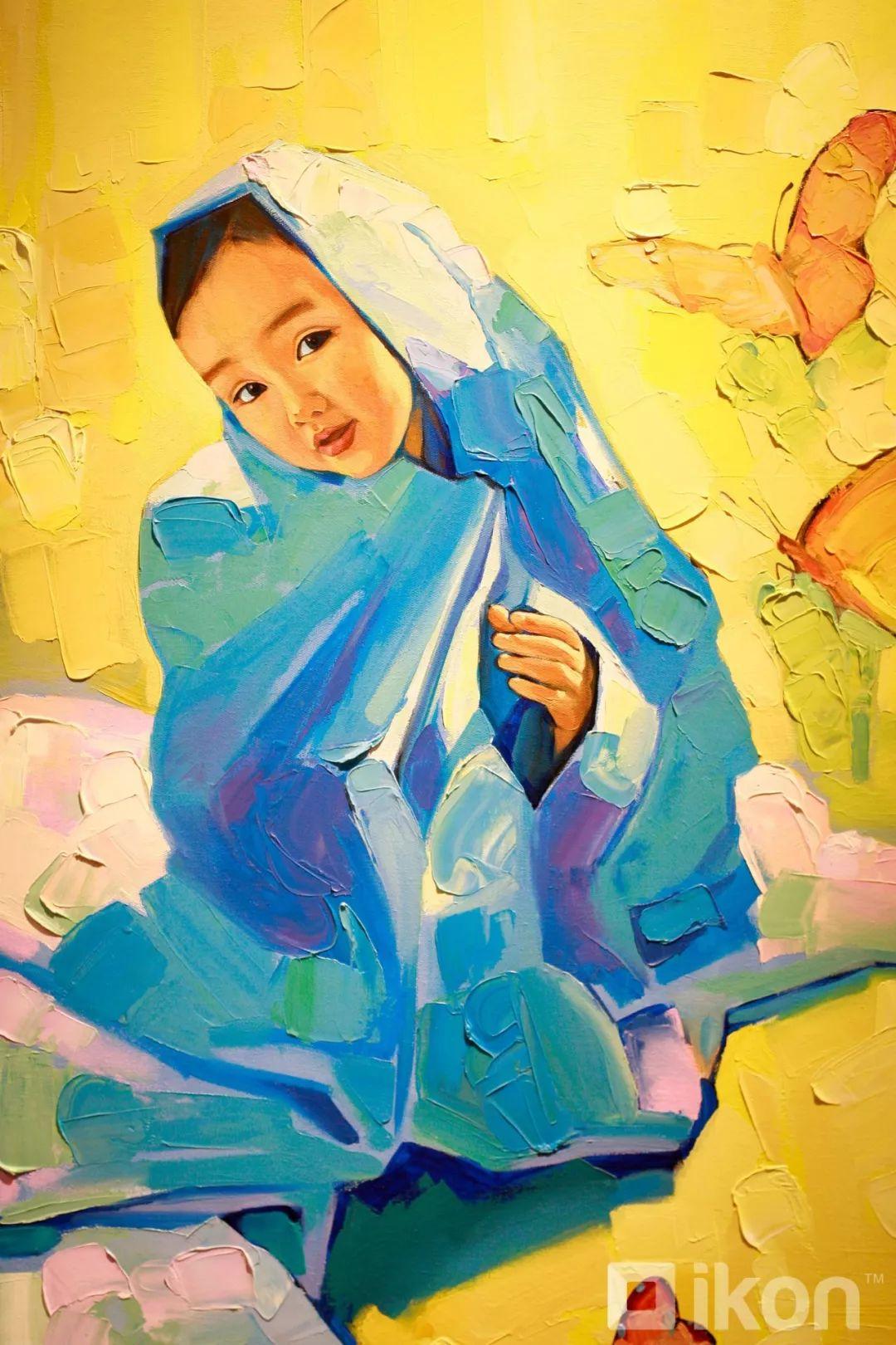 """蒙古国天才艺术家们的""""Mongol goo""""三八妇女节特别展览 第1张 蒙古国天才艺术家们的""""Mongol goo""""三八妇女节特别展览 蒙古画廊"""