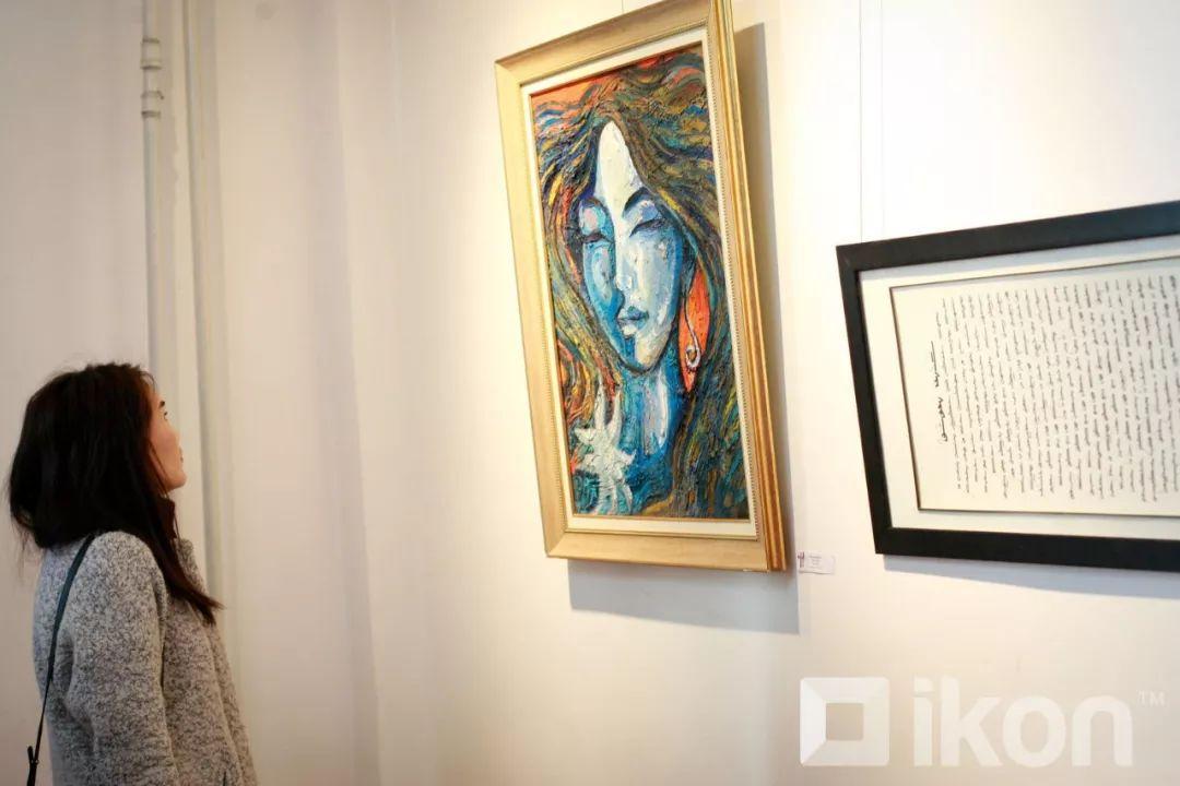 """蒙古国天才艺术家们的""""Mongol goo""""三八妇女节特别展览 第2张 蒙古国天才艺术家们的""""Mongol goo""""三八妇女节特别展览 蒙古画廊"""