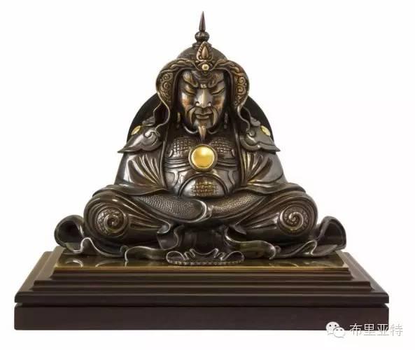 艺术家布德扎布的雕塑作品欣赏 第3张 艺术家布德扎布的雕塑作品欣赏 蒙古画廊