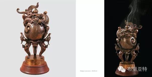 艺术家布德扎布的雕塑作品欣赏 第12张 艺术家布德扎布的雕塑作品欣赏 蒙古画廊