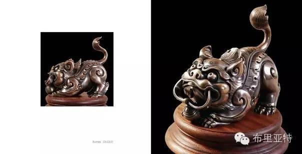 艺术家布德扎布的雕塑作品欣赏 第11张 艺术家布德扎布的雕塑作品欣赏 蒙古画廊