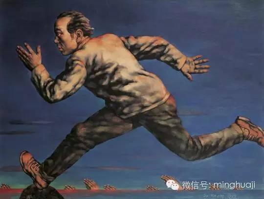 【蒙古族艺术家特辑】之苏新平:悬而未决的时刻 第3张 【蒙古族艺术家特辑】之苏新平:悬而未决的时刻 蒙古画廊