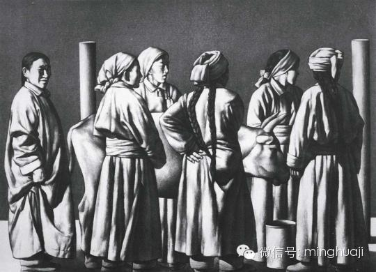 【蒙古族艺术家特辑】之苏新平:悬而未决的时刻 第4张 【蒙古族艺术家特辑】之苏新平:悬而未决的时刻 蒙古画廊