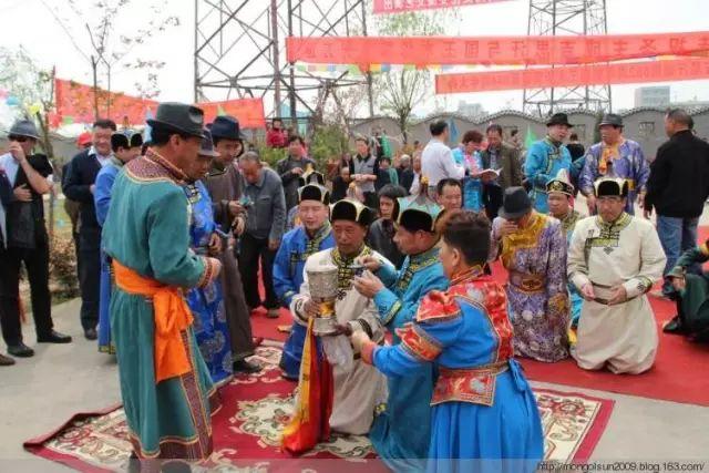 内地蒙古后裔之——河南蒙古人 第1张